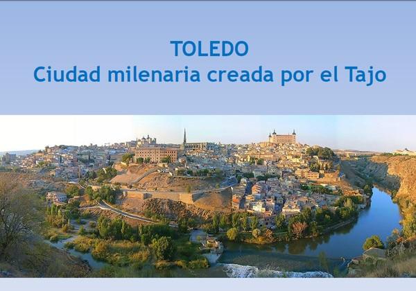 Ciudad milenaria creada por el Tajo