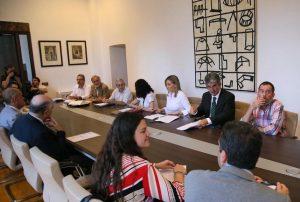 Constitución Comisión Pacto Tajo